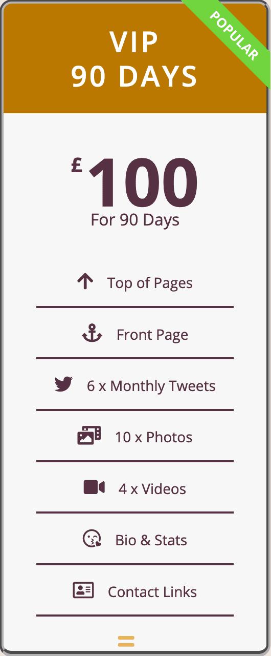 ME UK VIP 90 Days