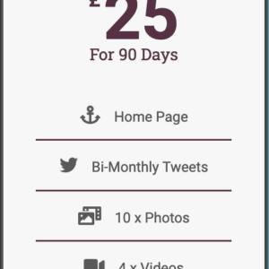 ME UK premium 90 days