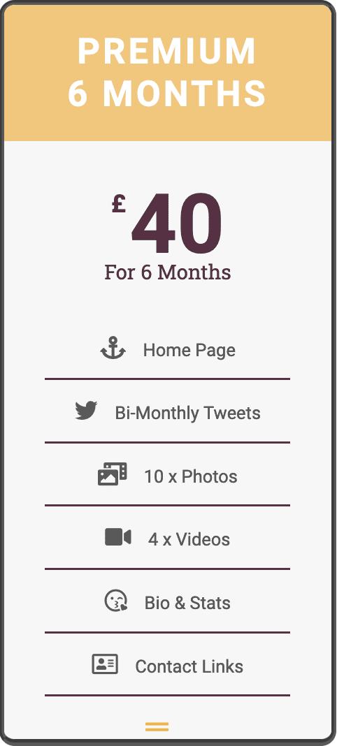 ME UK premium 6 months
