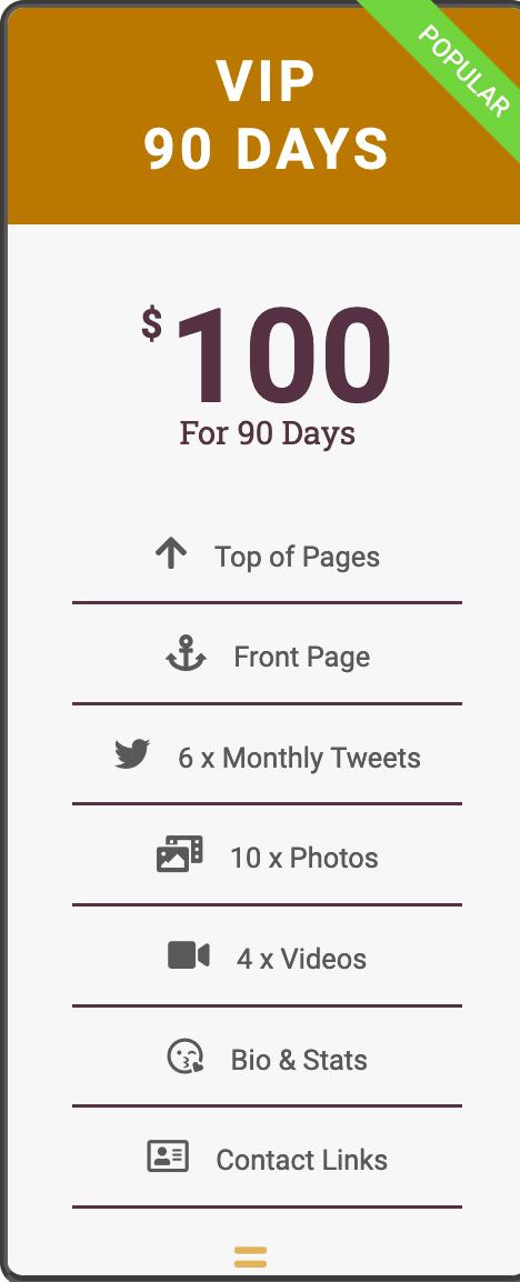 ME USA Vip 90 Days