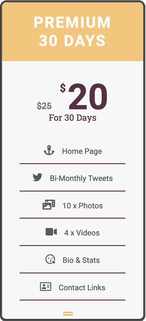 ME USA Premium 30 Days