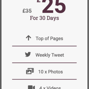ME UK featured 30 days