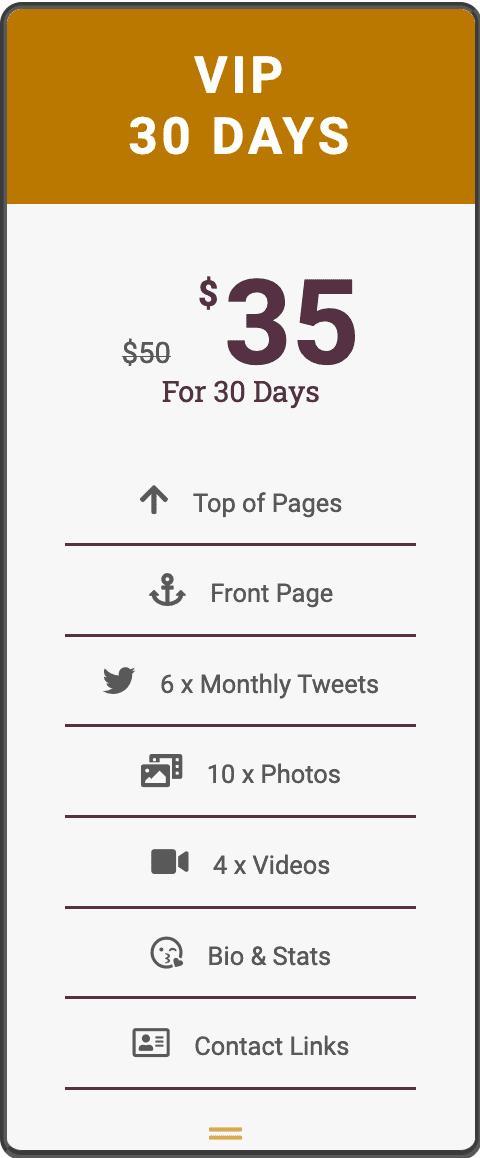 ME USA Vip 30 Day