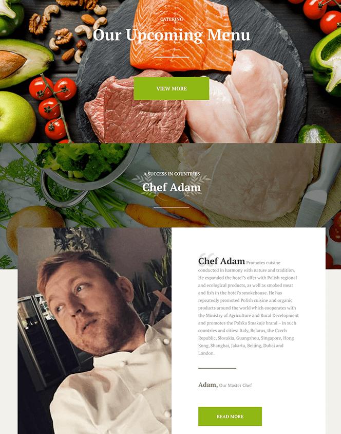 London website design