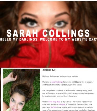 London website design social media corporate video
